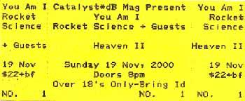 NO 1 ticket holder!!!!